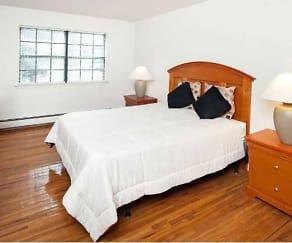 Bedroom, Tov Manor Apartments