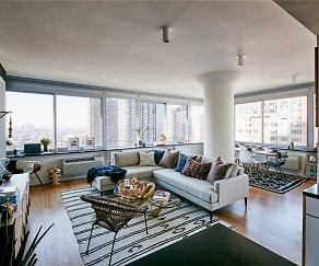 Living Room, Jersey City Urby