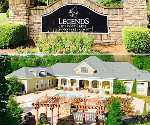 Clubhouse, Legends at Taylor Lakes