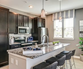 Kitchen, Elevate at Brighton Park