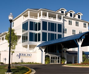 Community Signage, Jericho Residences Active Adult Community 55+