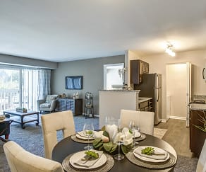 Dining Room, The Crossings at White Marsh