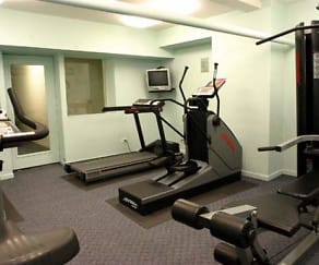 Fitness Weight Room, Woodlawn House