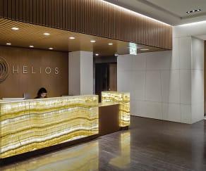 Lobby, Helios