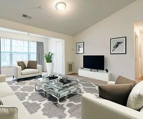 Living Room, Liberty Commons