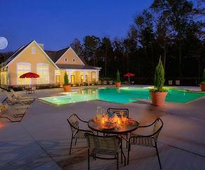 Pool, Garden Springs