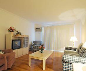 Living Room, Natural Falls Resort Apartments