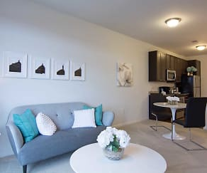 Living Room, Element at Stonebridge Apartments