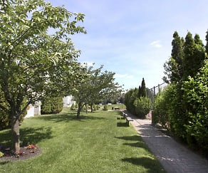 Landscaping, Fairfield Hills South at Farmingville