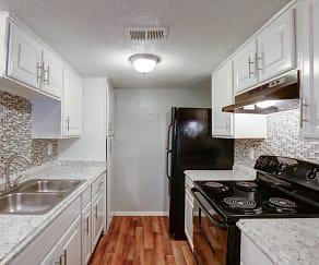 Kitchen, Pecan Grove