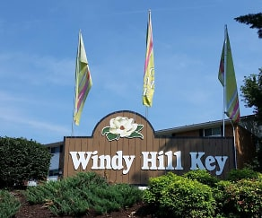 Community Signage, Windy Hill Key Apartments