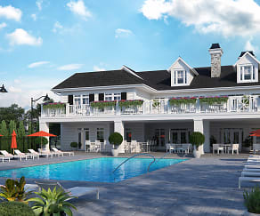 Rendering, Sutton Landing at Mount Sinai