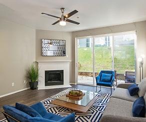 Living Room, Arrive North Bend