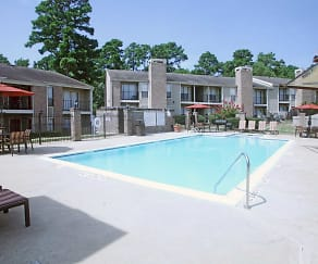Pool, Rolling Brook Apartments
