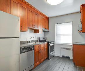 Kitchen, Livingston Terrace