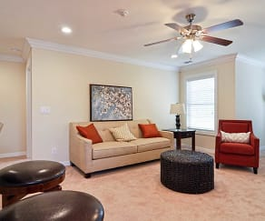 Living Room, Fairfield Hills East At Farmingville