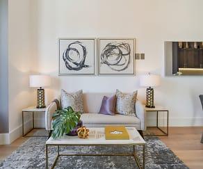 Living Room, 2350 Market Street, #Penthouse