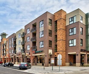 Building, Genesee Apartments And Townhomes