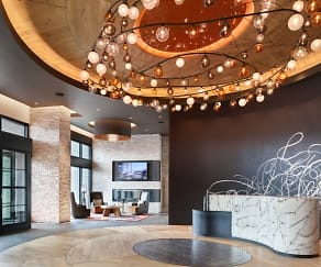 24-Hour Staffed Lobby, Two Light Luxury Apartments