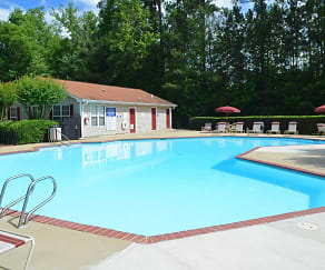 Pool, The Residences at Towne Crossing