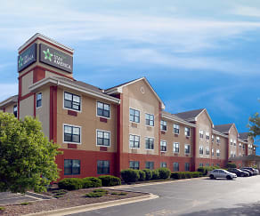 Building, Furnished Studio - Indianapolis - Airport
