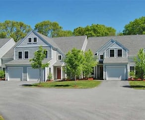 Building, Mill Creek Townhouses