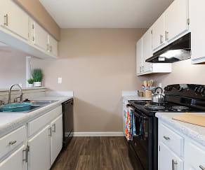 Kitchen, Parc Shores