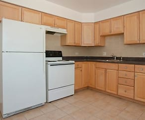Kitchen, 4603 Davis Street 11