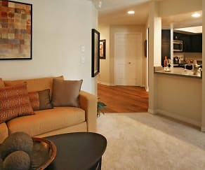 Living Room, Enclave at Northwood