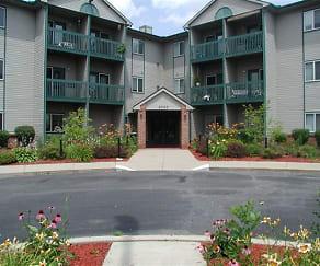 Building, Abbott Parkside Senior Aparments