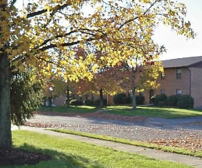 Enjoy The Beauty of Autumn At American Village, American Village Apartments