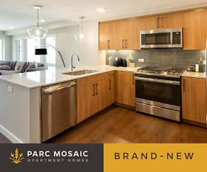 Spacious and open layouts with sweeping views of the Flatirons in select homes, Parc Mosaic