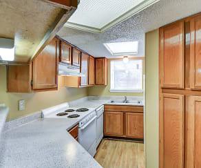 Kitchen, Courtland Heights