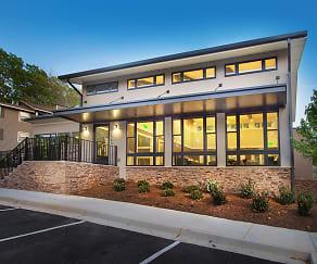 The Cascade at Morgan Falls, Sandy Springs Charter School, Sandy Springs, GA