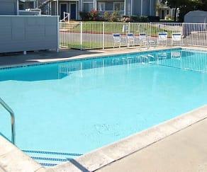 Pool, Sierra Ridge Apartments