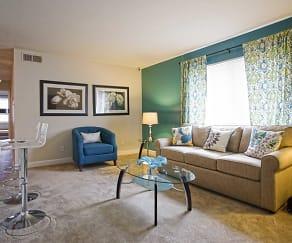 Living Room, Pines of Ashton
