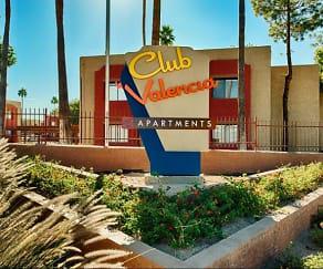 Club Valencia, Edupreneurship Student Center Phoenix, Phoenix, AZ