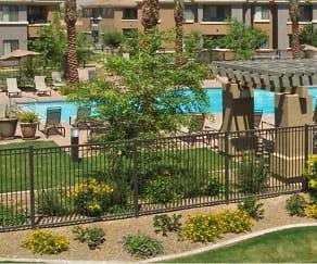 Pool, Sierra Creek Apartment Homes