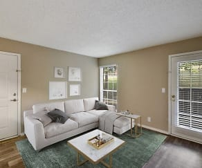 Living Room, Hickory Highlands