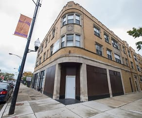 Building, 7903 S Luella Street