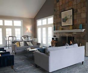 Living Room, Parliament Apartments