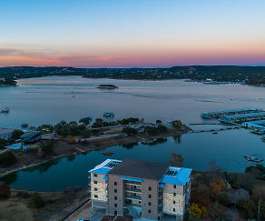 View, The Hudson on Lake Travis