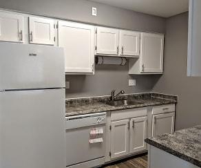 Kitchen, The Brandt at 6851