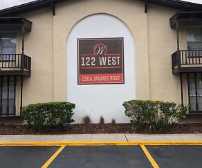 Community Signage, 122 West