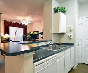Kitchen, Refugio Place