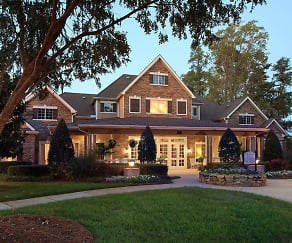The Lodge at Crossroads, Athens Drive High School, Raleigh, NC