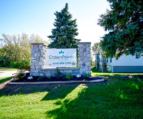 Crown Pointe, Zeeland charter, MI