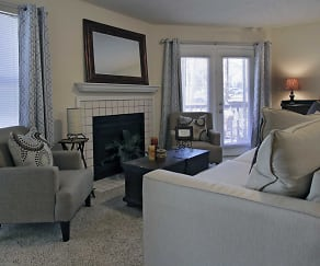 Living Room, Riverwalk Vista