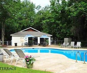 Pool, Oak Terrace