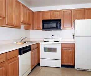 Kitchen, Lehigh Valley Apartments
